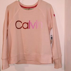 Calvin Klein sweatshirt WITH TAGS